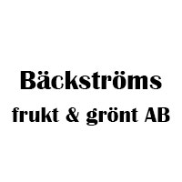 Bäckströms frukt och grönt AB