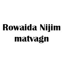Rowaida Nijim