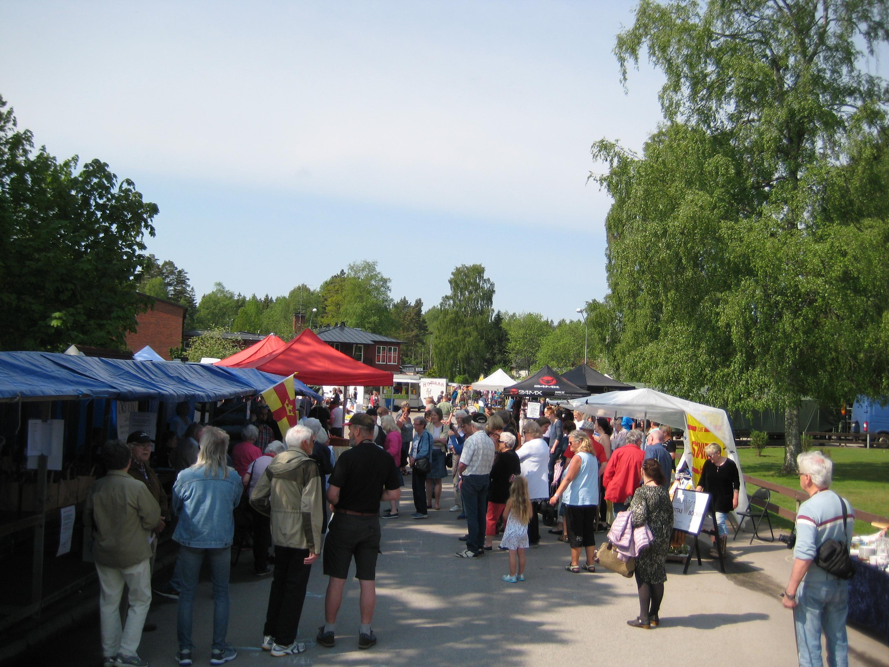 Örsjö Marknad 2016